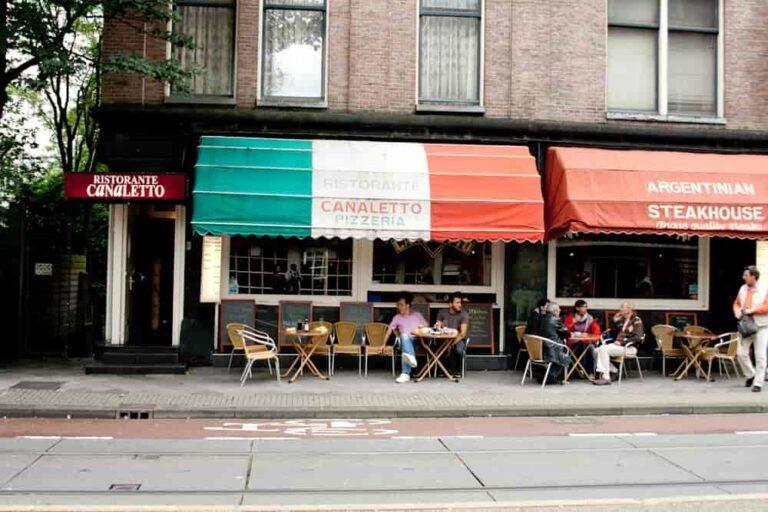 Lokalna restauracja