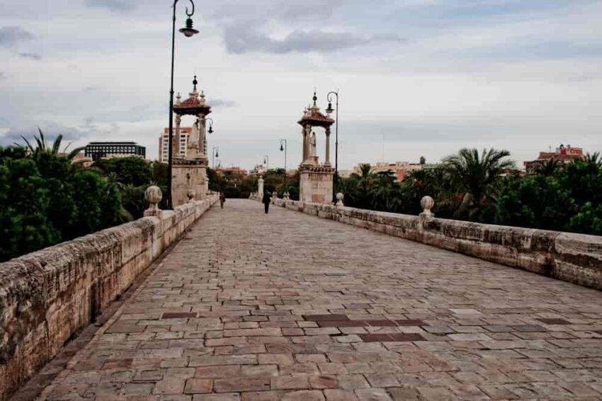 Most nad Walencją