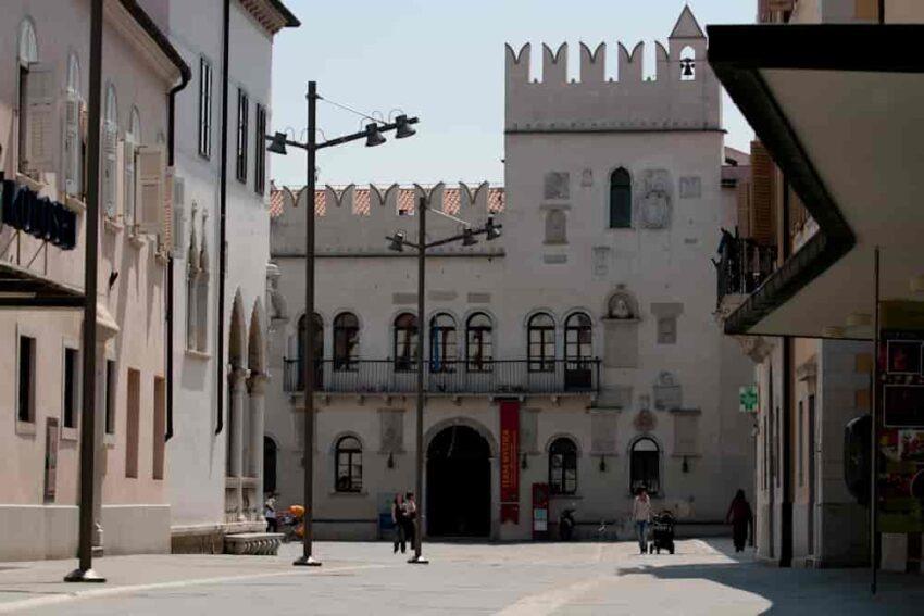 Miasto Koper - średniowieczne miasto