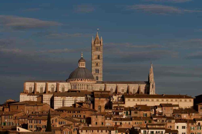 Historyczne miasto Toskanii