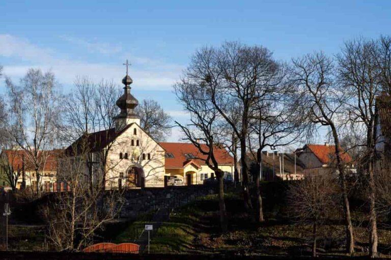 Lidzbark Warmiński - przemyślenia w Hotelu Krasickim