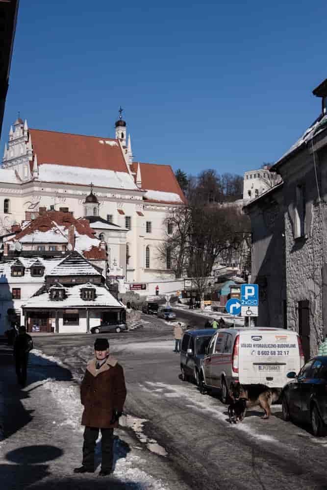 Kazimierz rynek