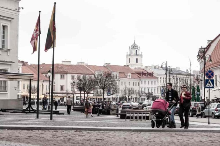 Wycieczka na Litwę - kontrasty Wilna