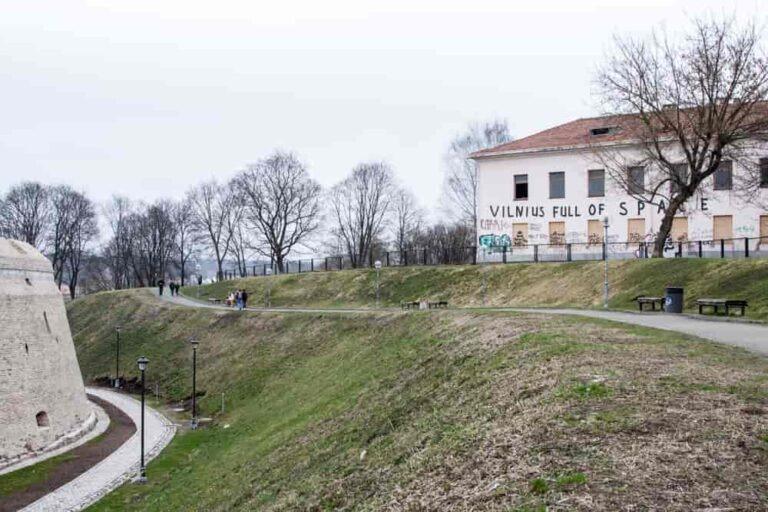 Miasto litewskie