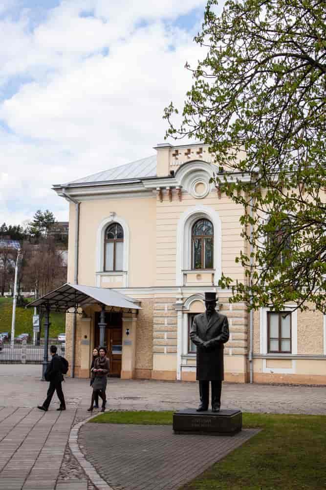 Kowno Pałac Prezydencki