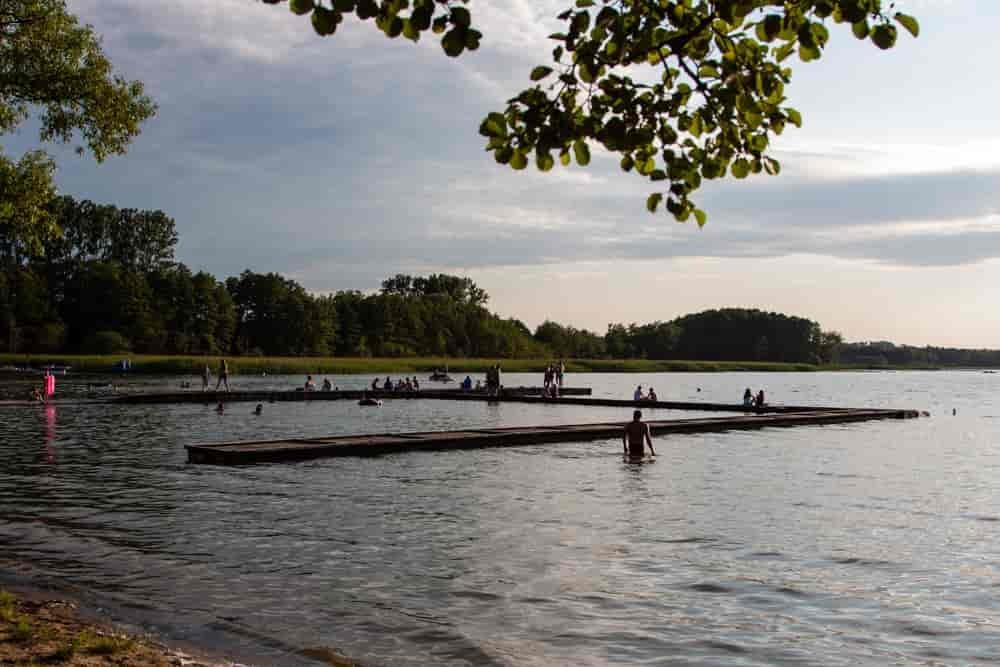 Jezioro Zdworskie