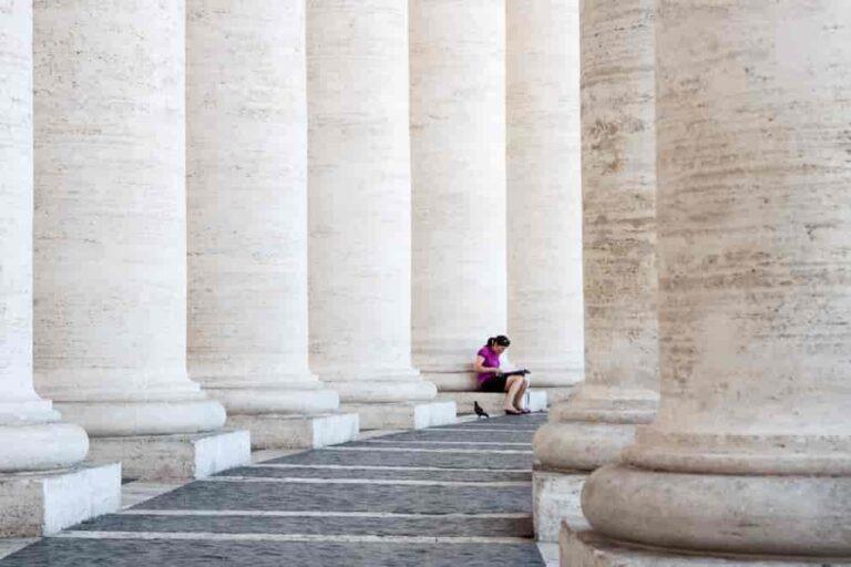 Zabytki w stolicy Włoch