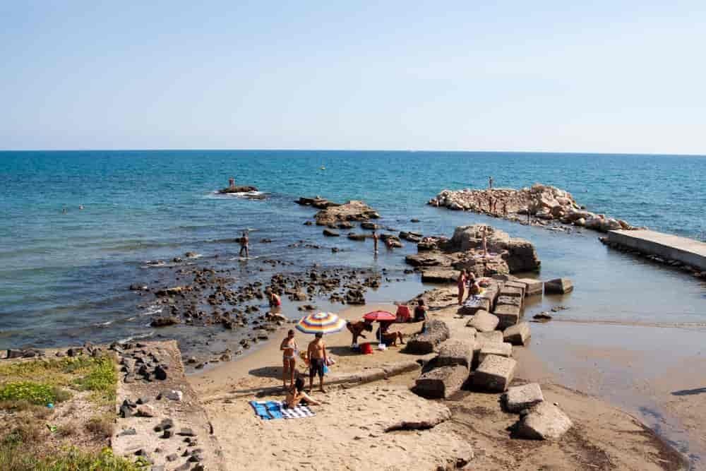 Anzio plaża