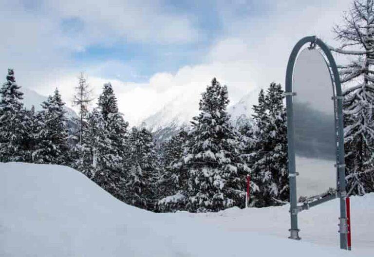 Zima w Austrii