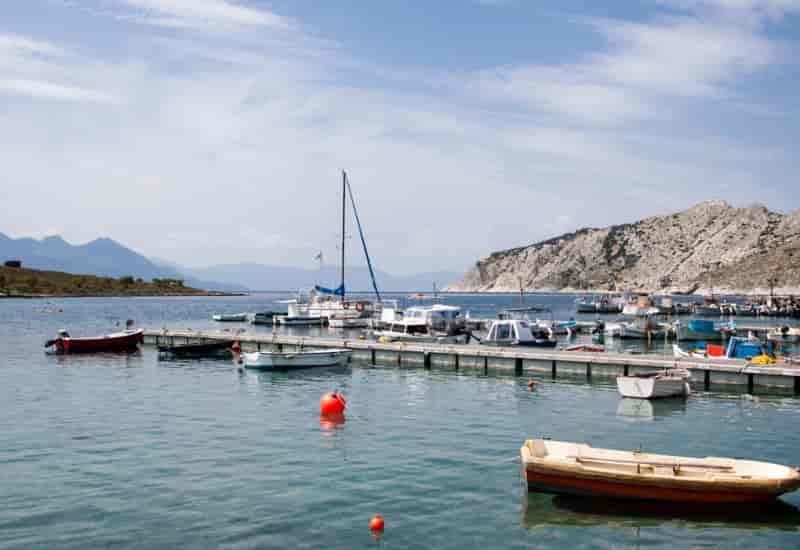 Egina. Wyspa obok Aten.