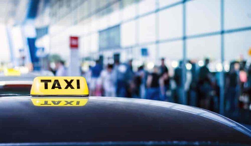 Taxi Chevrolet