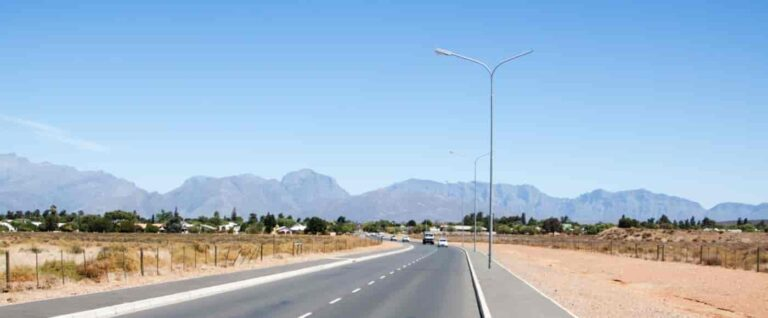 Drogi w RPA