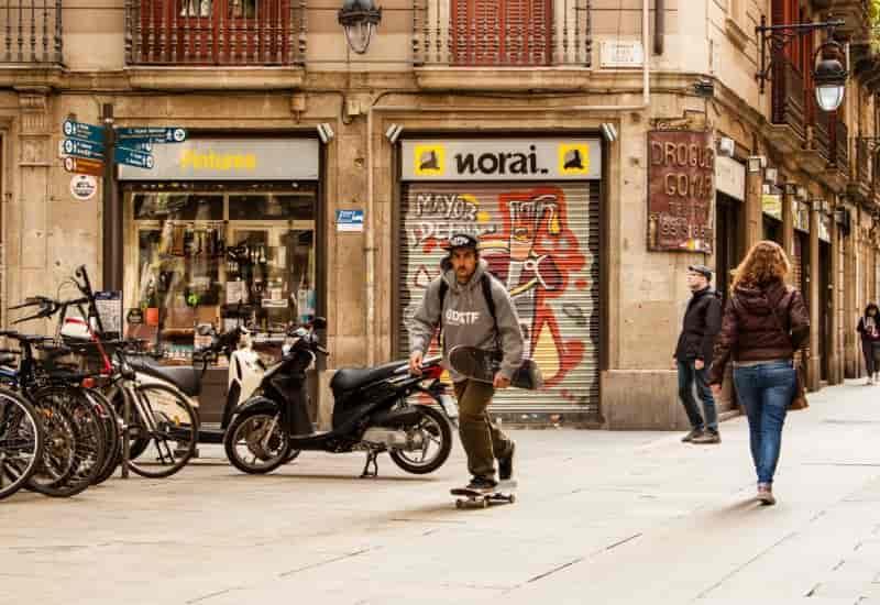 Barcelona z rodziną. Wiele zdjęć cz.3