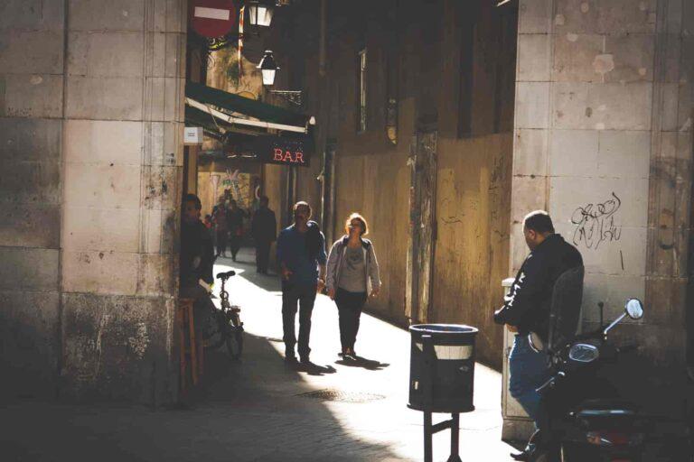 Zwiedzenie Barcelony