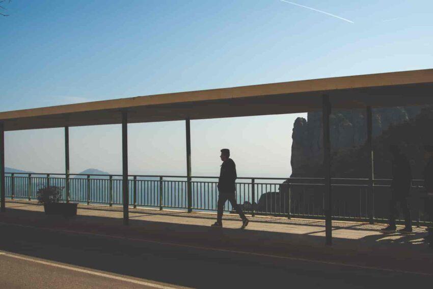 Okolice Barcelony: Montserrat, miejsce świętego spokoju
