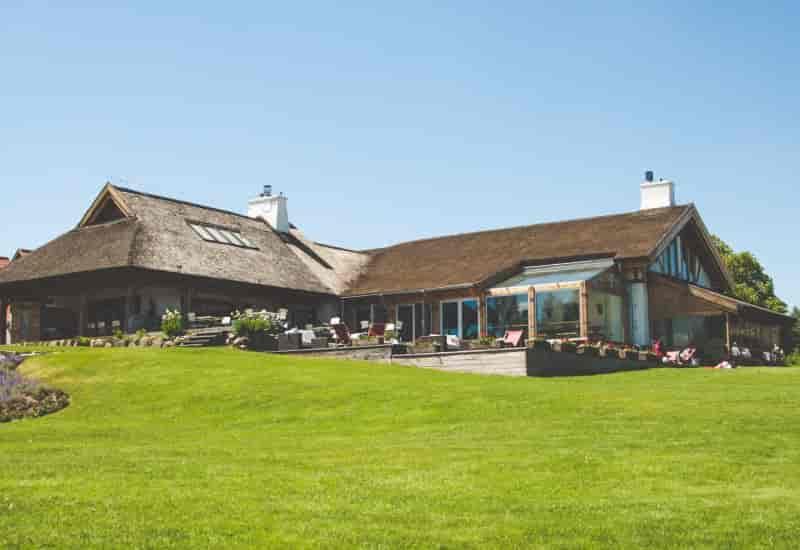 Hotele Bez Zadęcia: Głęboczek Vine Resort & Spa
