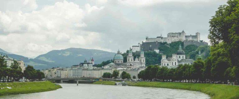 Salzburg i okolice